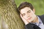 Am Baum schlafen