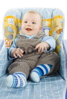 Funny infant