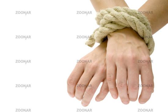Handfessel