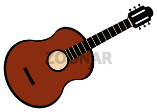 Guitar graphic