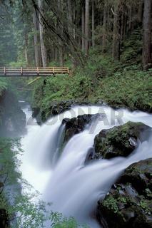 Waterfall, Sole duck falls,