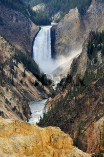 Yellowstone Lower Fall