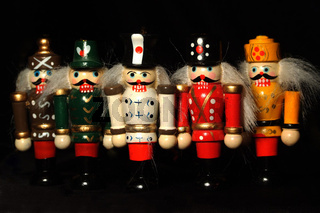Nußknackerparade