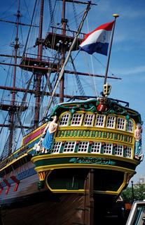 Segelschiff Amsterdam, Niederlande, Holland, Amsterdam, Sailing-ship Amsterdam, The Netherlands,