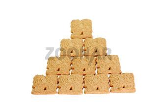 Spekulatius Pyramide