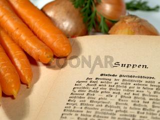 Omas Kochbuch | Grandmas cookery book