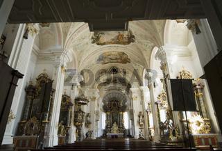 Klosterkirche des Klosters St. Peter und Paul