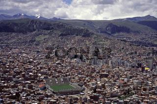 La Paz. Bolivien