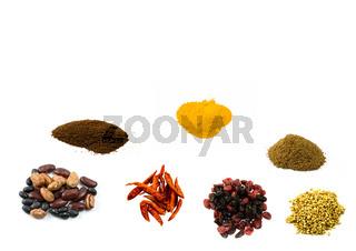 Gewürzte Speisen - Spicy Food