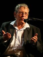 Amos Oz, writer
