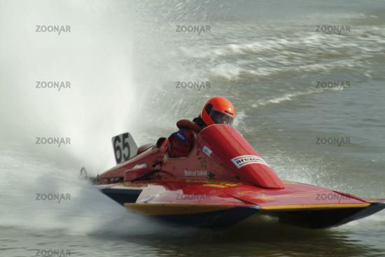 Bootsrennen in Lauffen am Neckar