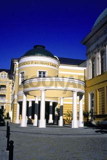 Marienbad, Tschechische Republik, Europa