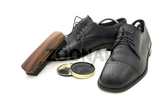geputzte Schuhe