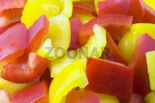 Paprikaschnitzel, Sweet Pepper