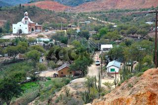 Barranca del Cobre, Mexico