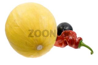 Melone und mehr