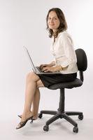 Secretary on Chair