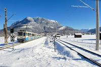 Bayerische Zugspitzbahn mit Wank