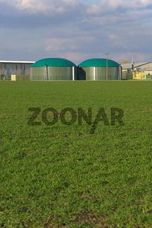Biogasanlage 05