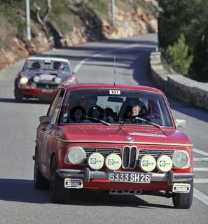 Rallye Monte-Carlo Historique, BMW