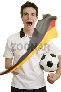 Deutschland anfeuern
