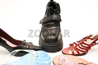 Ganzjahres Schuhe