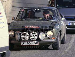 Rallye Monte-Carlo Historique, Alfa Romeo