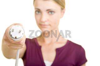 Stromkabel zeigen