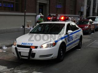 NYPD Police Car / Polizeiwagen