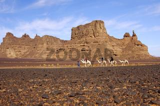 In der Steinwüste