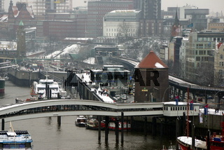 Baumwall / Hamburg Harbour