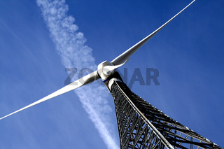 Wind Engine / Windrad