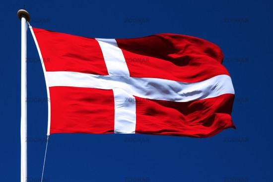 датский флаг