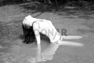 Engel im Wasser 017