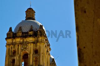Oaxaca Mexico - Church Santo Domingo