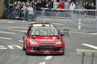 City rallye, Monte-Carlo