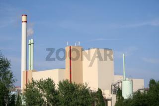 Waste incinerator | Müllverbrennungsanlage