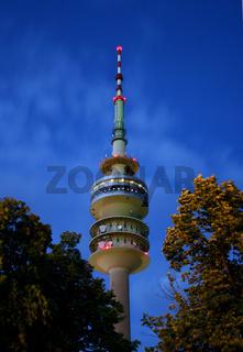 Olympiaturm, television tower