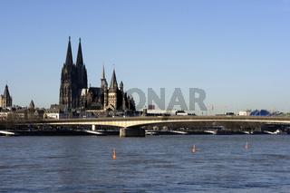 Koelnpanorama - Panoramacologne