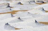 Wellen in der Wüste