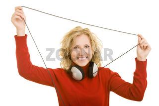 Kopfhörer mit Kabel