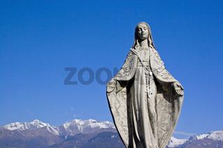 Italienische Frömmigkeit / Madonna in Italy