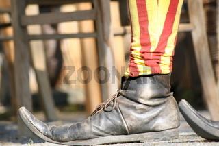 Mittelalterliches Schuhwerk - Medieval footwear