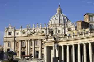 Petersdom Vatikan/Basilica of Saint Peter Vatican