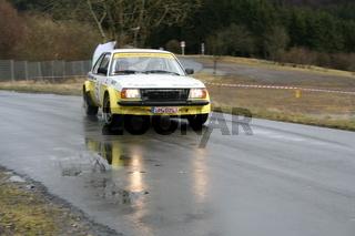 Ralleyfahrzeug Opel Ascona