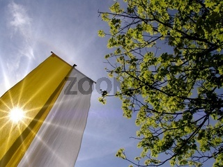 Vatikanflagge