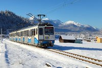 Bayerische Zugspitzbahn mit Daniel
