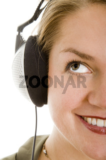 Konzentriert zuhören
