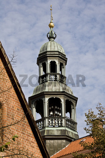 Glockenturm des Lüneburger Rathauses