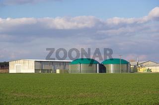 Biogasanlage 03